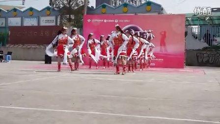 """""""舞动江苏""""广场舞比赛洗衣舞原创20160924"""