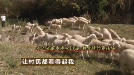 致富经2016农林创业分子湖羊养殖技术浙江省丽水市松阳县小商品经营户转型养羊赖雪峰