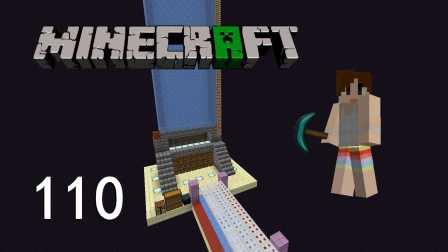 我的世界☆明月庄主☆单机生存[110]小黑塔基座Minecraft