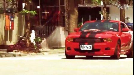 福特野马  超级炫酷精彩演绎