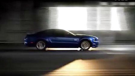 2012年  福特野马电视广告