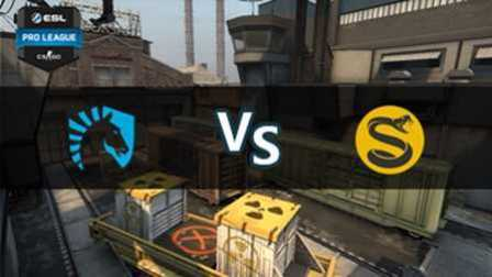 CSGO比赛:ESL第四赛季Liquid vs SPY(Train)#1