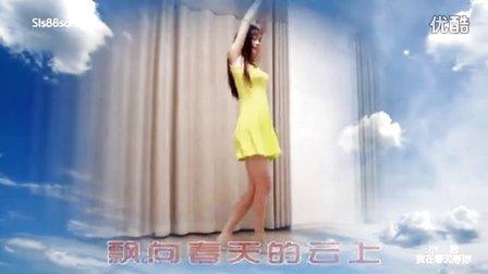 小君广场舞我在春天等你Sls88sd 改编版