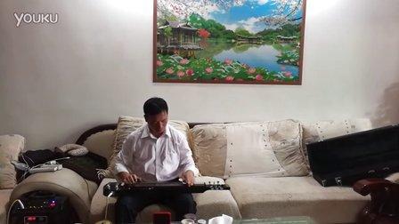 赖通先老师夏威夷电吉他演奏《爱拼才会赢》