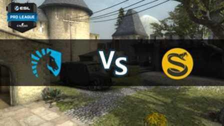 CSGO比赛:ESL第四赛季Liquid vs SPY(Cobble)#2