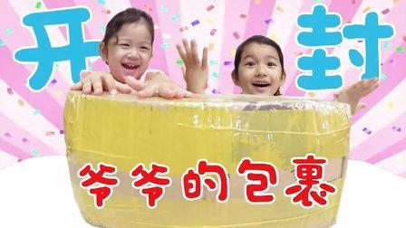 中国爷爷的爱心包裹!每个都是宝宝的最爱【中国爸爸】
