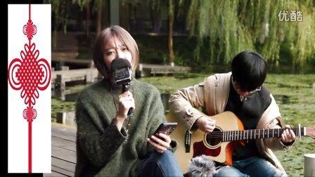 美女:曲肖冰《来不及》朱丽叶指弹吉他弹唱视频