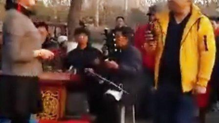 《家乡二人台》跳粉墙选段演唱