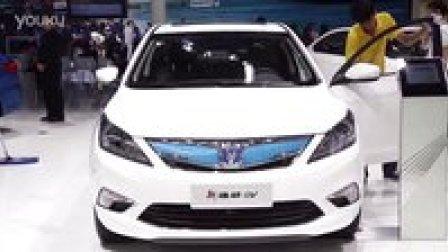2016广州车展 长安新逸动EV 绿色科技的弄潮儿