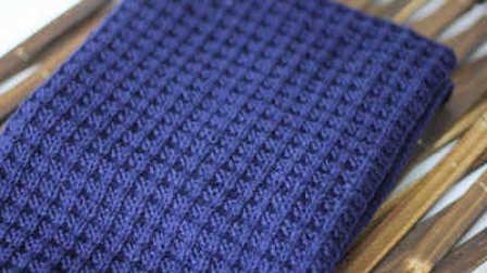 围巾的织法的自频道