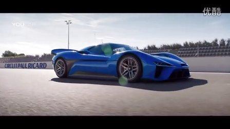 蔚来NIO EP9 世上最快的电动跑车
