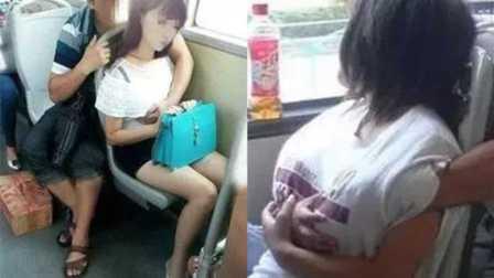 发生在公交车上的男女尴尬事 141