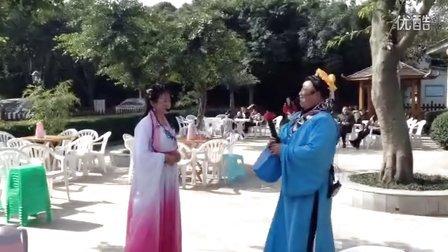 黄梅戏天仙配选段《路遇》——天