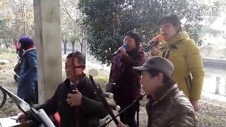 黄梅戏《昭君出塞》片段——怀抱琵琶别汉君