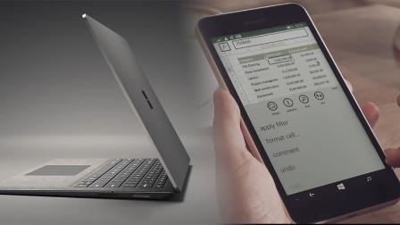 Surface Laptop叫板苹果笔记本 Lumia手机官网全线下架