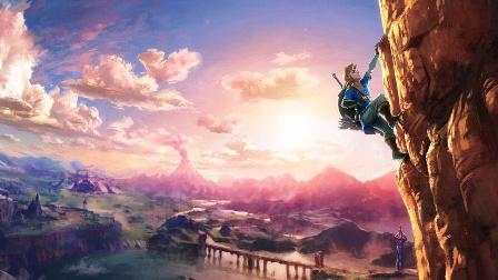 ゼルダの伝説,The Legend of Zelda,塞尔达传说,荒野之息,Breath of the Wild,旷野之息