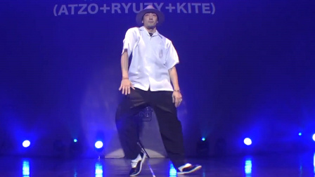 【vhiphop.com】練馬THE FUNK(ATZO+RYUZY+KITE) Luxury Soul Night Premium 嘉宾表演
