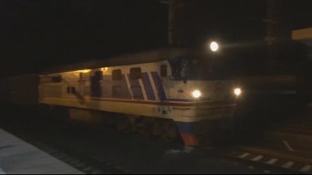 [火车][金温注意]DF4B货列 通过 金华站 金温温段 金华站