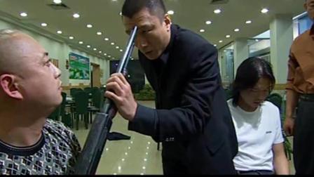 黑社会刘华强经典的片段 不可一世 霸气十足