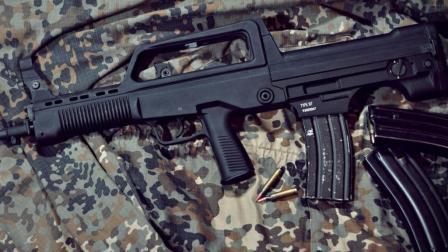 中国的这款突击步枪, 排名世界步枪第五名