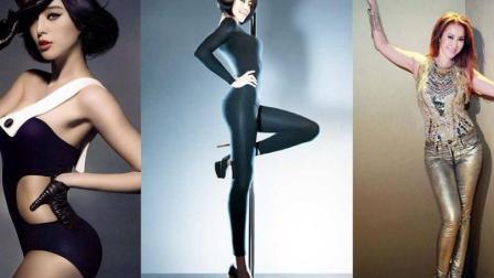 娱乐圈拥有性感S曲线大秀美胸翘臀的十大女星