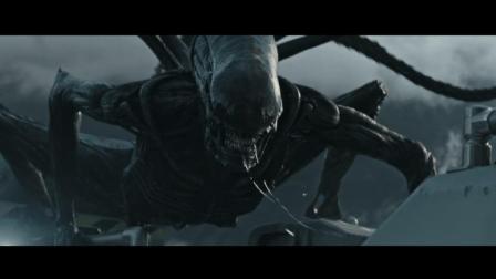 《异形: 契约》电影预告片超清原版, 探索异形老巢的绝命之旅