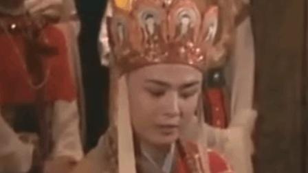 女君主骗唐僧吃自己的肉, 未遂之后, 说了这几个