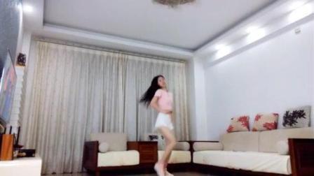 中国清纯小美女热舞, 谁知道这是什么舞蹈.