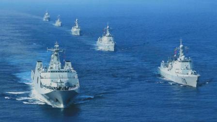 2030年中国军舰数量将超美国, 下饺子的神速不是吹的!