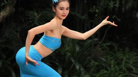 点击观看《京京广场舞 竹林深处 云南傣族舞分解教学视频》