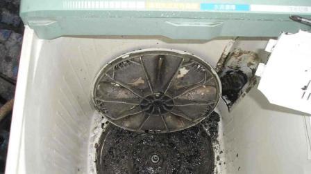 你家里的洗衣机清洗过吗? 教你一招轻松搞定脏内筒