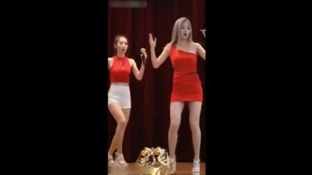 韩国性感大长腿热舞视频