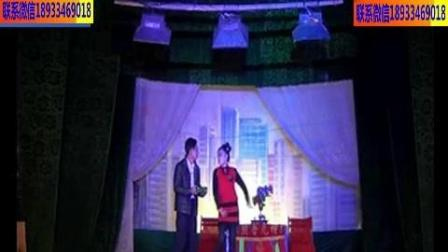 紫金大戲《岳父智懲壞女兒》被打選段: 回家看親娘反被潑婦老婆打出家門精彩客家戲花朝戲