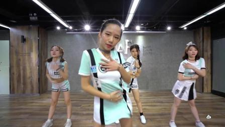 【口袋舞蹈】可爱清纯的长腿美女们翻跳AOA《e