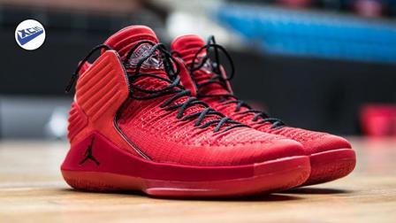 XCin | 最高AJ實戰鞋配置: Nike Air Jordan 32代  AJ32 開箱簡評