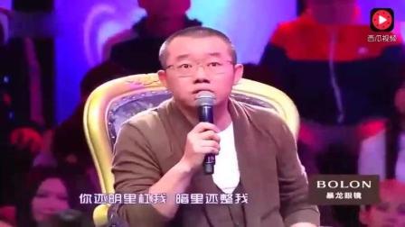 涂磊第一次现场大哭, 全场观众感动落泪, 连主持人都哽咽了