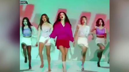 外国美女团热舞, 看到跟着心跳加速