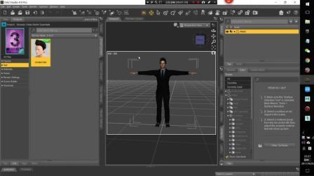 daz3d studio 中文視頻教程  如何導出角色給maya 3dmax c4d 修復法線貼圖 眼睛發白