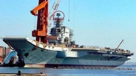 002航母雷达可360度覆盖, 技术改进战力比辽宁舰增加50%!