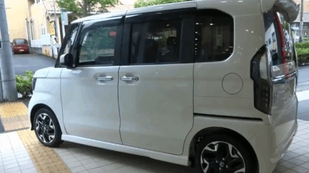 本田这台NBOX小型商务车要是能国产的话, 五菱宏光的销量也要跪