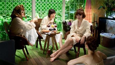 四大美女上演闺蜜间的那些事 女生才能看懂的韩国电影