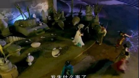 仙剑三: 海底城崩塌, 溪风和水仙葬身海底, 从此永远不会再分开