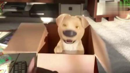 搞笑视频: 超暖心动画短片《最棒的礼物》, 只有