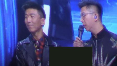 陈羽凡退出娱乐圈后首亮相综艺节目, 整个人又帅