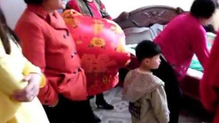 实拍山东临沂郯城农村的结婚风俗
