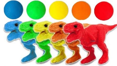 儿童培乐多彩泥手工卡通恐龙 橡皮泥粘土亲子益智