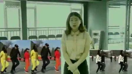 重庆市黔江区适合广场舞曳步舞初学者学的教学