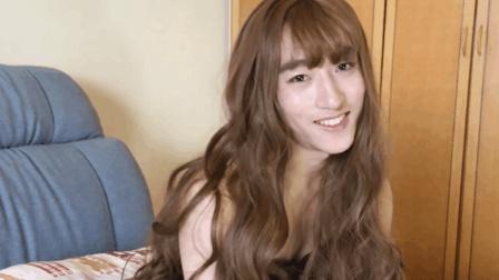 四川方言视频: 谁能看出这么绝美清纯的美女竟然
