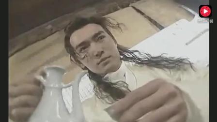 谁还记得小李飞刀李寻欢第一次出场? 帅呆了