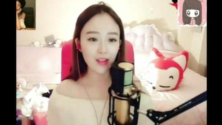 清纯美女演唱一首《都是夜归人》, 真是人美声甜